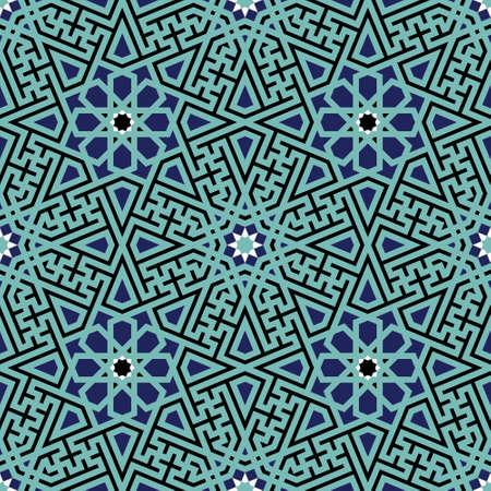 iran: Iran Seamless Pattern
