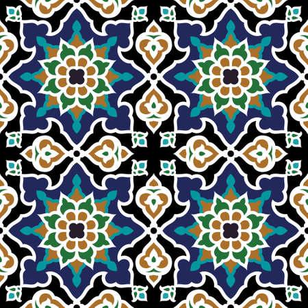 Iran Seamless Pattern