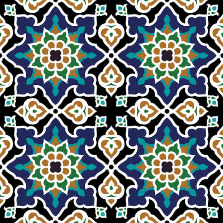 Iran Seamless Pattern
