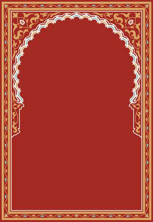 morocco: Traditional Morocco Arch