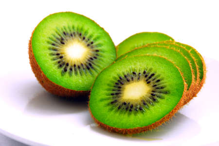 Juicy  kiwi Stock Photo - 8388154