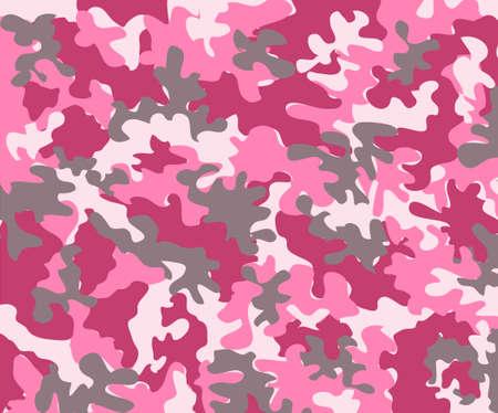 camuflaje: mogern camuflaje rosa