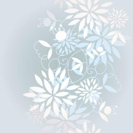 Arrière-plan floral Vecteurs