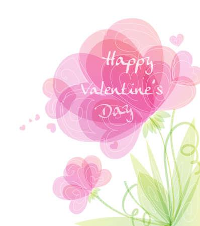 Valentines day design Stock Vector - 17511703