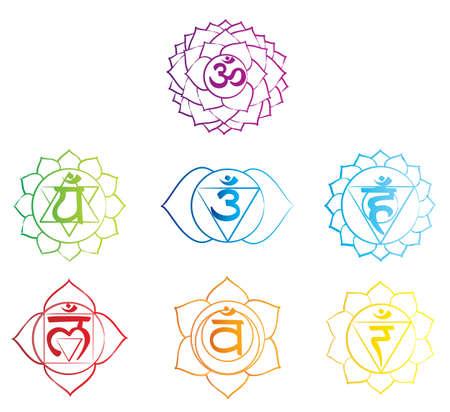 chakra:  Chakra Symbol