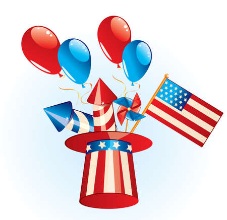 fourth of july: 4 luglio Independence Day