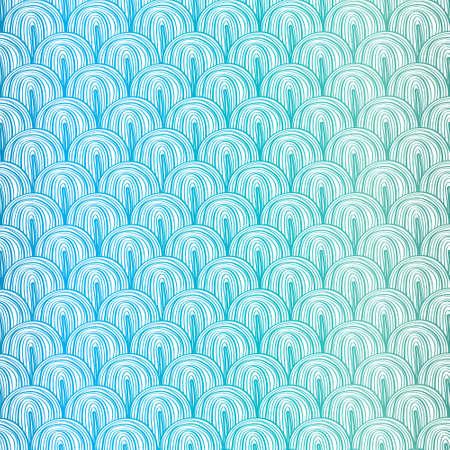 squama: Blue squama pattern