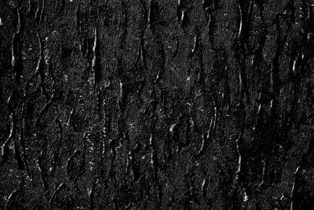 Black minimal blurry abstract Stock Photo