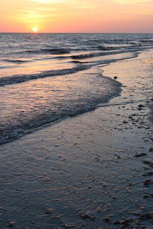 placid: Placid sunset, Sanibel Island, Florida