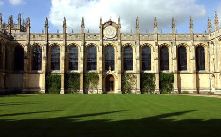 oxford: Oxford College, Oxford University, England