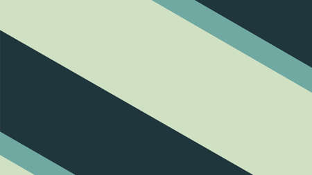 vector illustration of an abstract green background with stripes