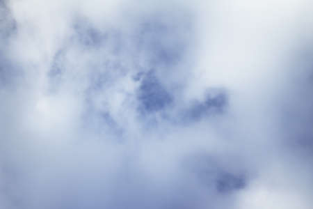 lumen: background of the sky with clouds and in the center of the lumen
