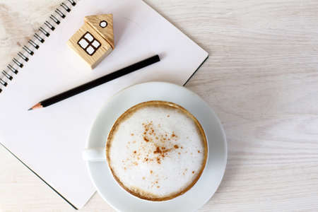 housing lot: planning household tasks with a cup of coffee