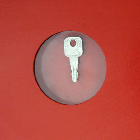 safety glass: important keys hanging for special safety glass