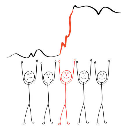 increased: marked red man, efficiently increased growth performance  different from other