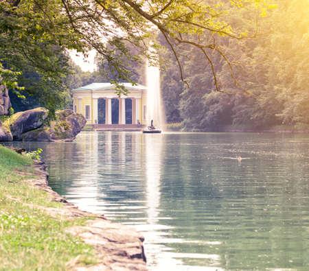 Sofiyivsky Park at the Uman  photo