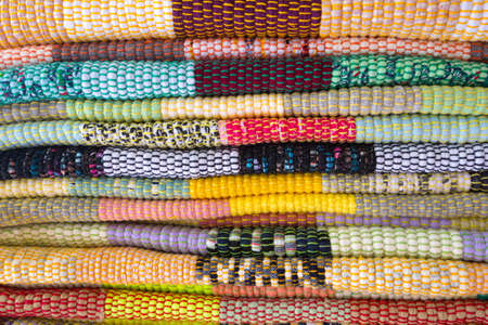 rugs: background of bright Brazilian rugs