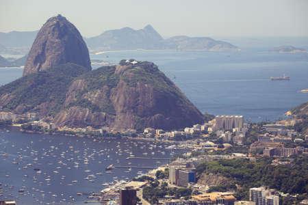 pao: view of the Rio de Janeiro and Pao de Acucar