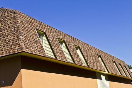 New American Home Stock Photo - 9744197