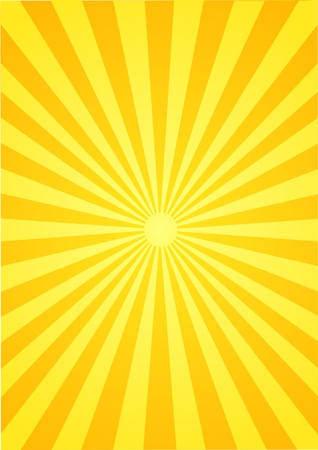 yellow sky abstract background for design Illustration