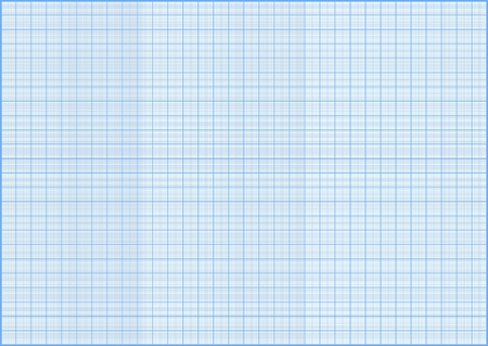 millimeters: blue millimeter gride
