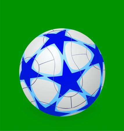 futbol soccer dibujos: Bal�n de f�tbol