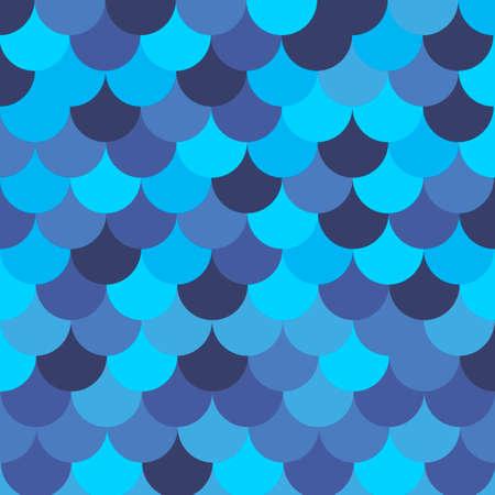 Wzór z niebieskim łupkiem. Tło wektor.