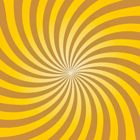 Swirling radial pattern background. Vector illustration for swirl design.  Vector illustration. Vectores