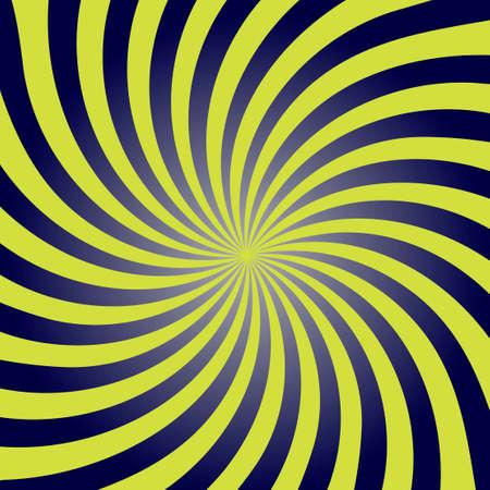 Remolino de fondo radial. Ilustración del vector para el diseño del remolino. Ilustración vectorial Foto de archivo - 90508973