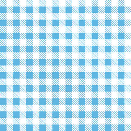 Blue patterns tablecloths stylish a illustration design.
