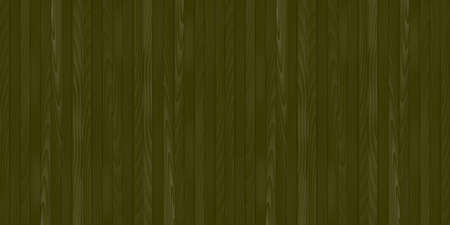 Green wooden texture for your design. Vector