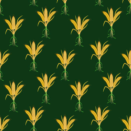 spikes: Pattern. Bunches of spikes. Illustration