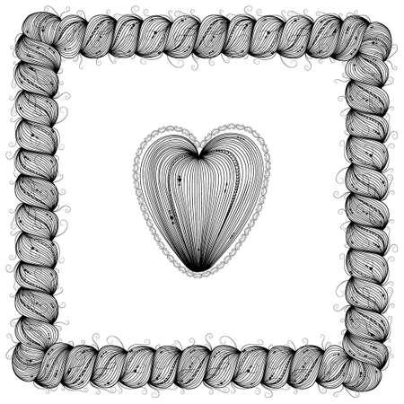 plaits: Plaits with heart.