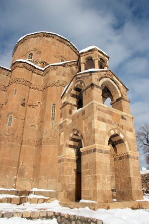 Church of the Holy Cross, Van region, Turkey