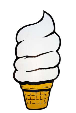 ice cream cone image 스톡 콘텐츠