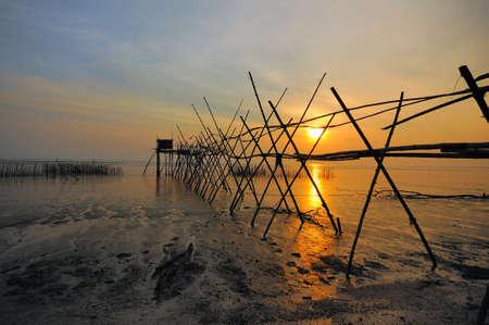 Langgai, another method of fishing
