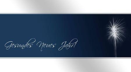 turns of the year: Una tarjeta como plantilla para invitaciones de v�speras del nuevo a�o con fuegos artificiales (texto incluido como ruta de acceso)