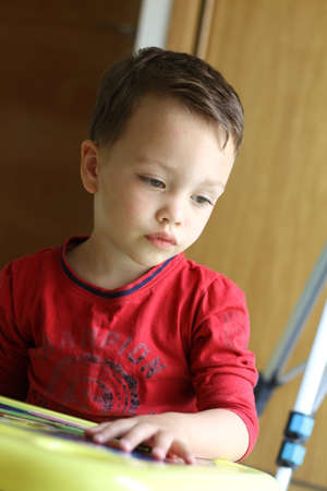 assignments: �, � � child or tired