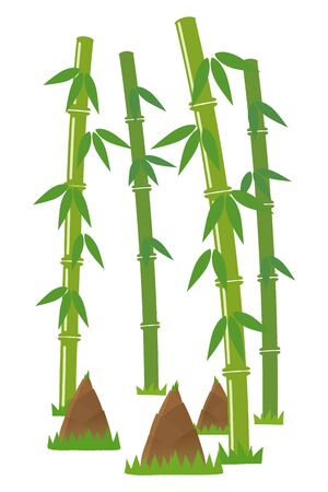 Bamboo shoots Stock fotó - 141696805