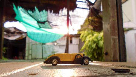 slant: Little car big world