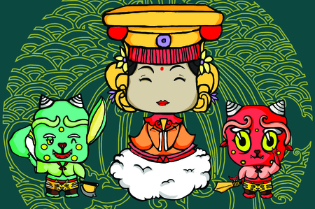 Matsu the Godness of Taiwan