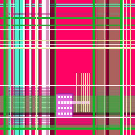 pink green art background.