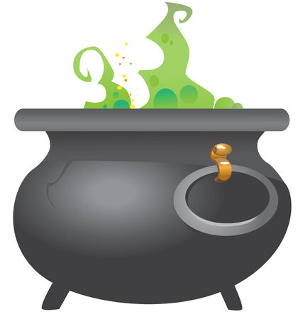 vector copper with potion Stock Vector - 6052860