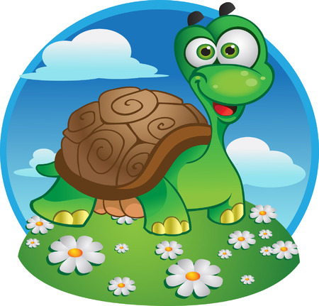tortoise Stock Vector - 6098945