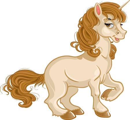 yegua: Pretty fabuloso unicornio