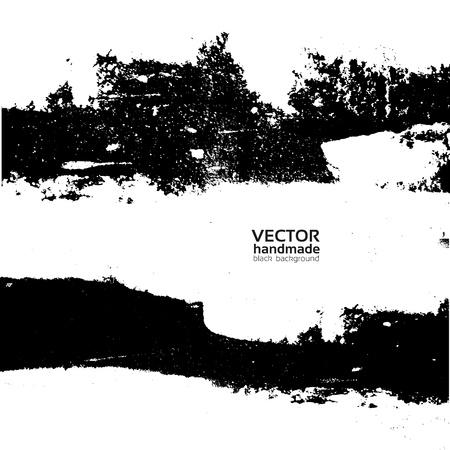 Handmade grunge textute Stock Vector - 16935526