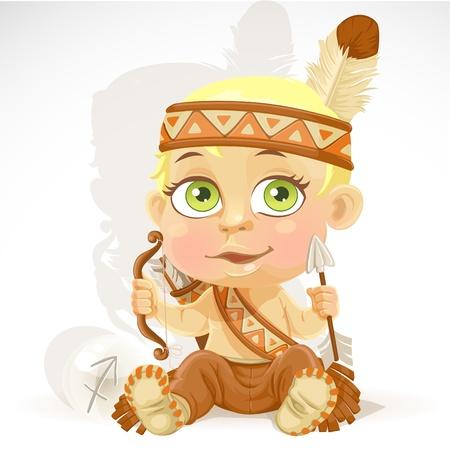 Baby van zodiac - Boogschutter