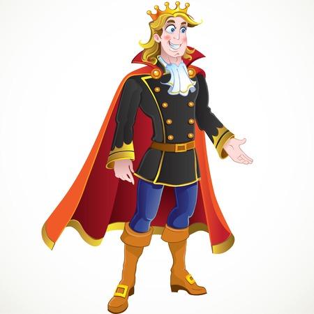Blond Prince charming