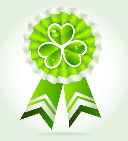 Clover award Vector