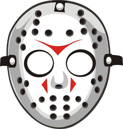 assassin: hockey mask